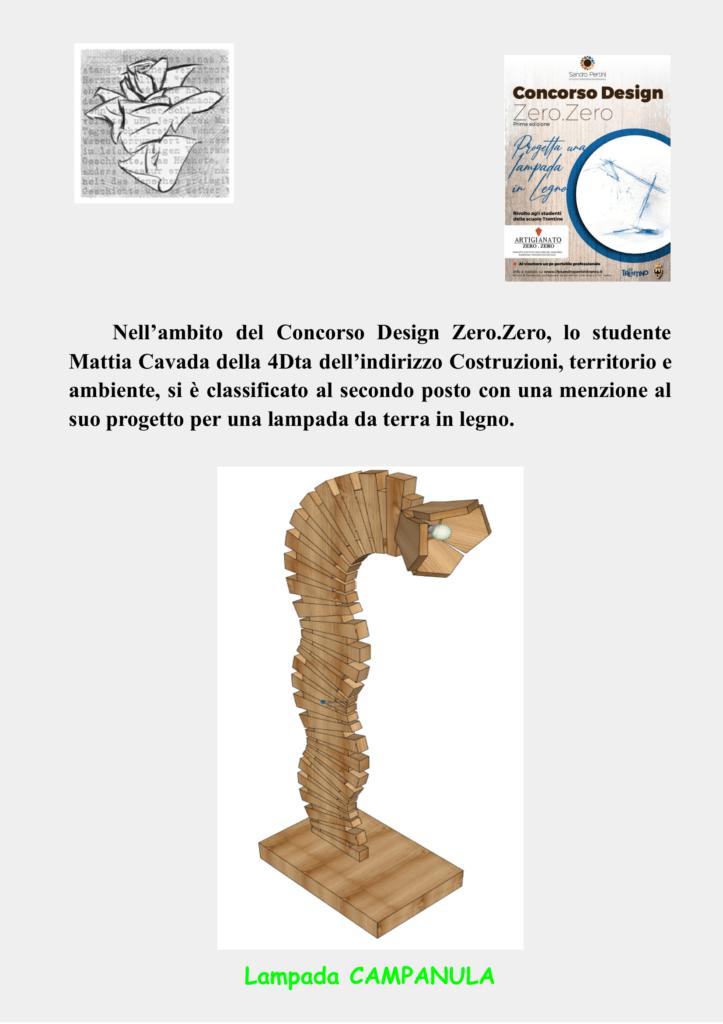Premio concorso Design Zero.Zero
